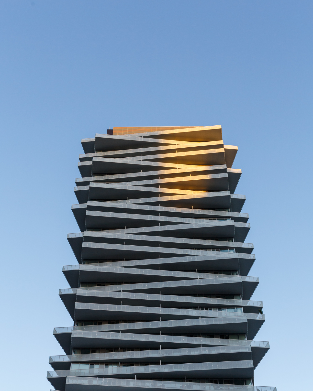 Daily Photo, Toronto, Tower at Pier 27, Yonge, Queens Quay