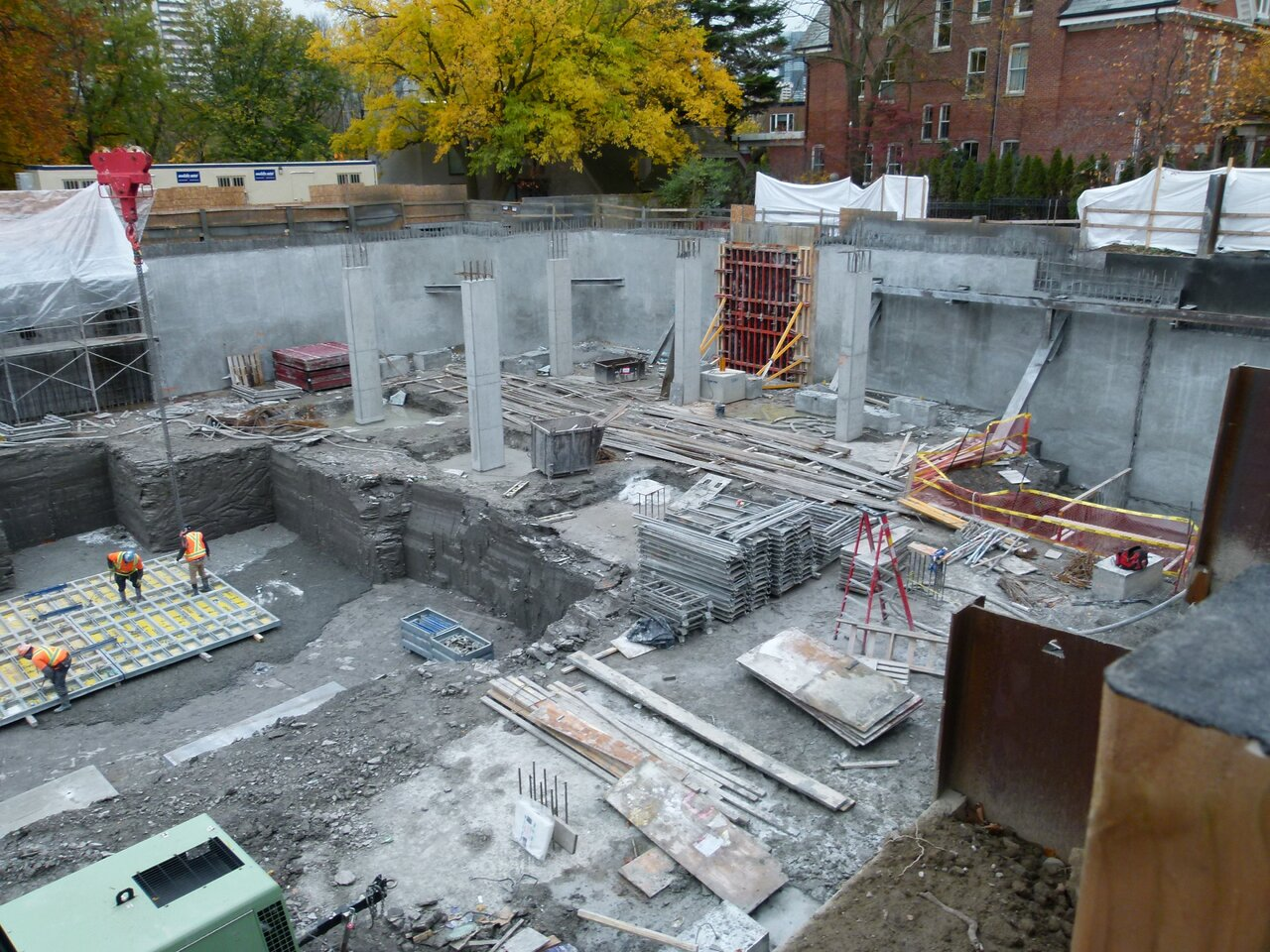 No7 Rosedale, Dale Avenue, Hariri Pontarini Architects, Toronto, Platinum Vista