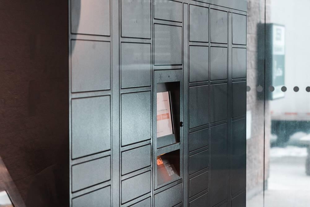 Covid-19, coronavirus, commercial, smart lockers, parcel storage