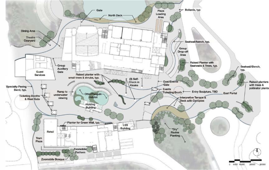 Toronto Zoo Developments