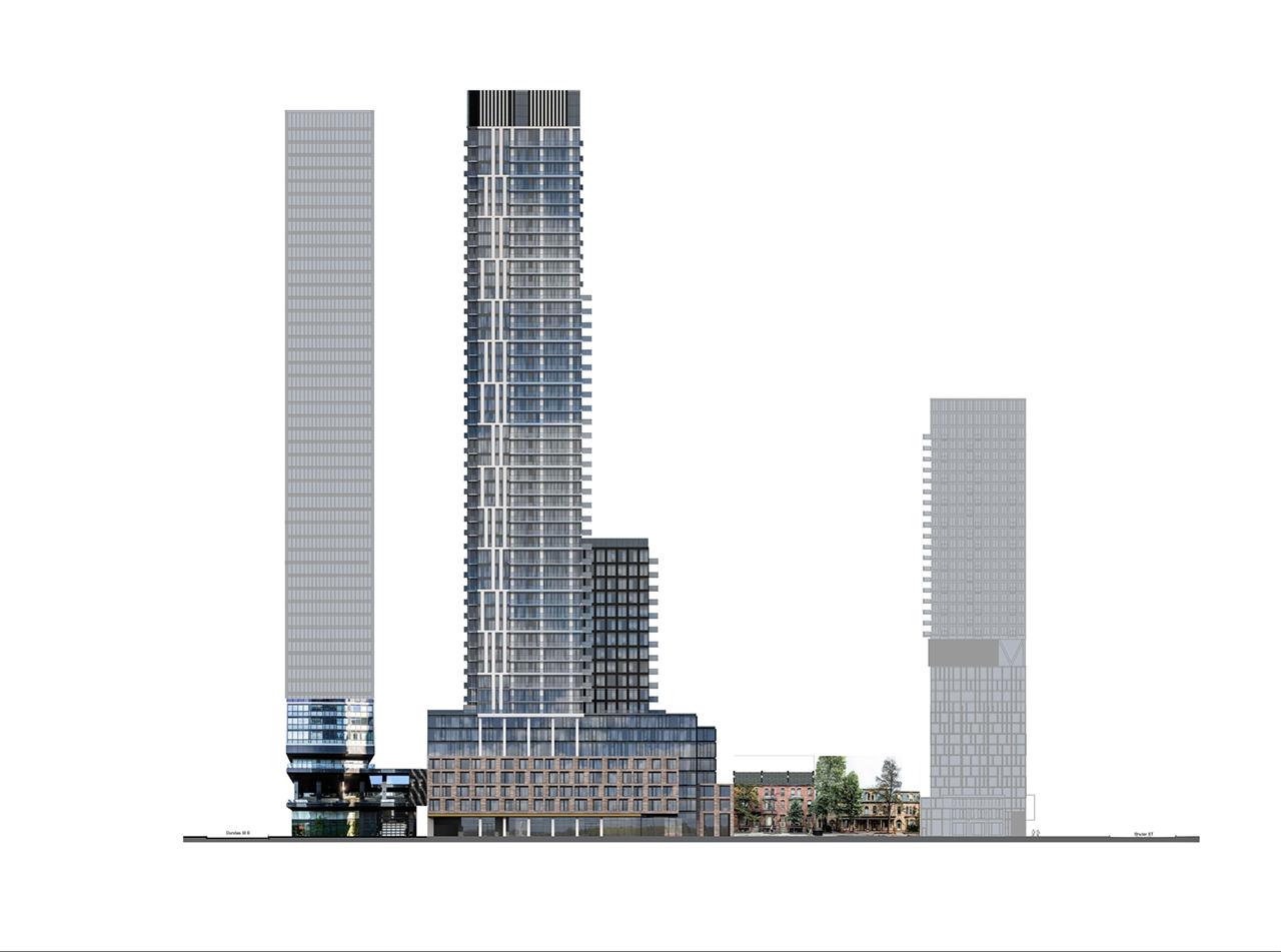 Grand Hotel, 225 Jarvis, Toronto, Amexon Development Corporation, Core Architects