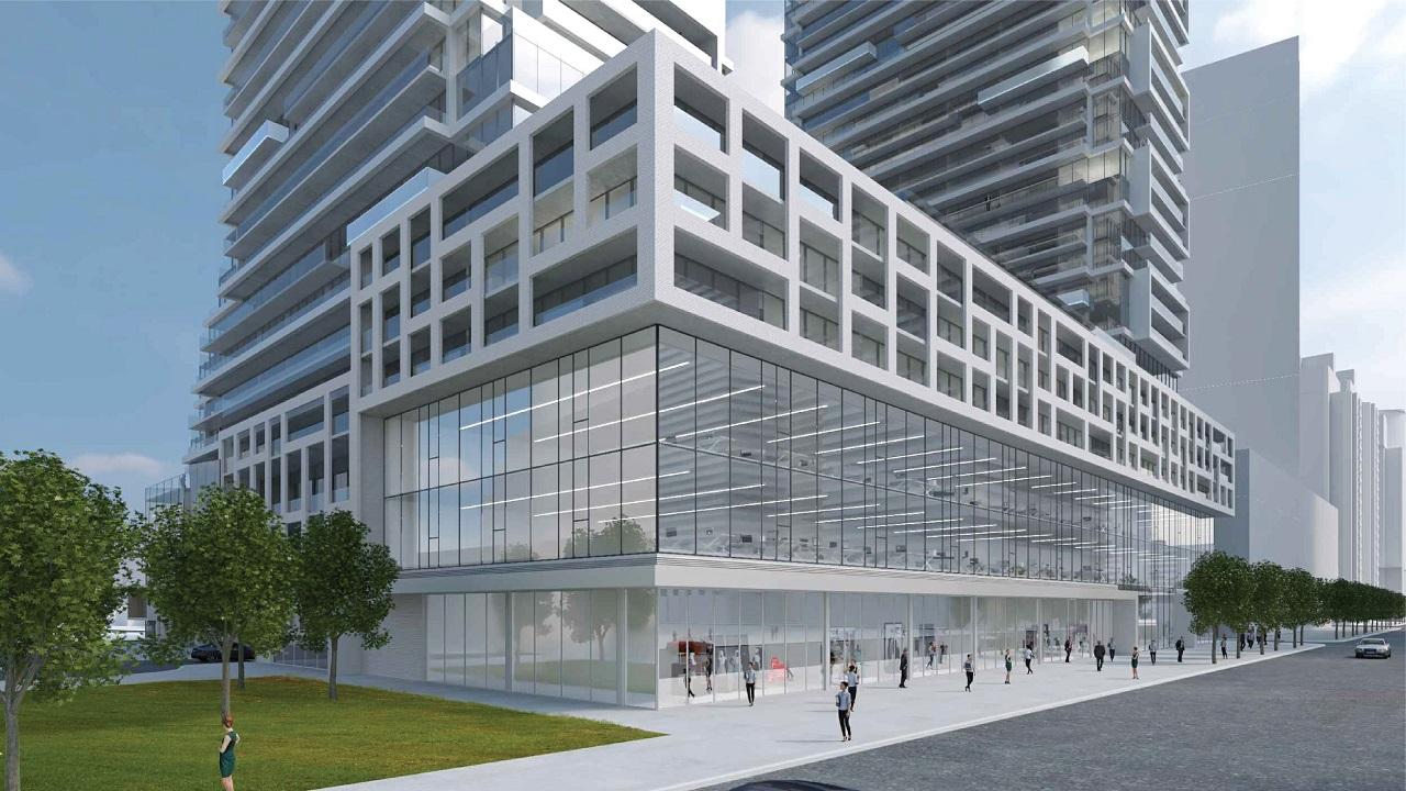 M2M Condos, Phase 2, Aoyuan International, Wallman Architects, Toronto