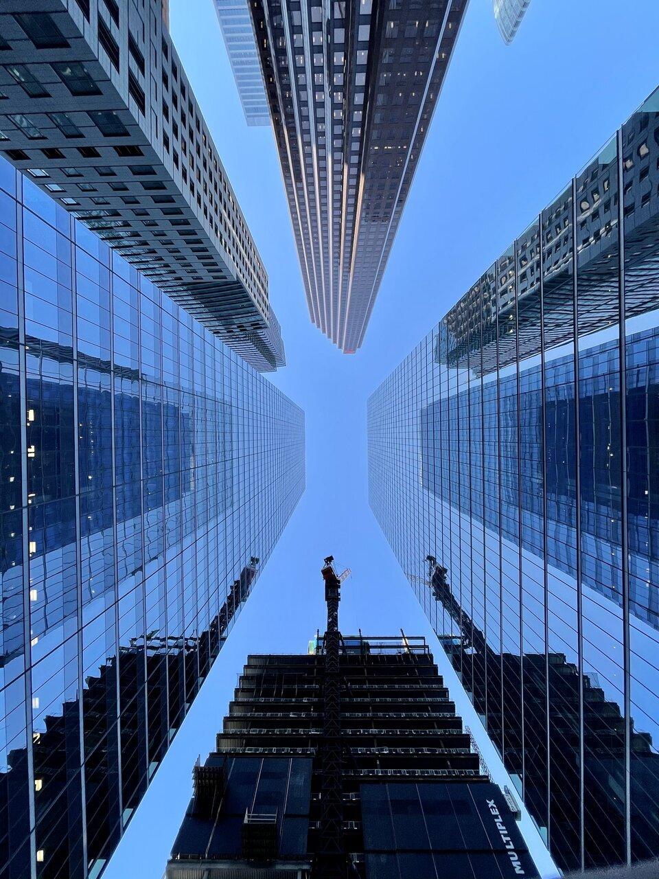 Daily Photo, Toronto, skyline, Downtown, Financial District
