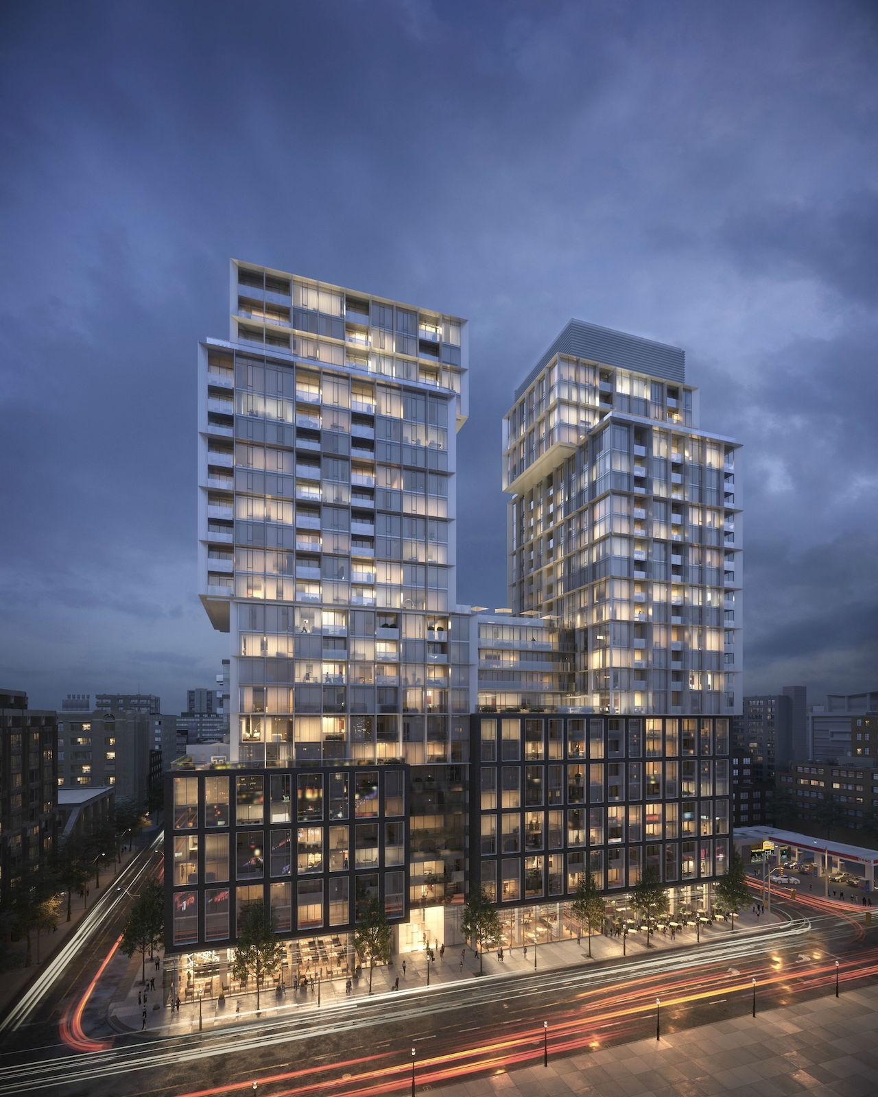 St. Lawrence Condos, 158 Front, architectsAlliance, Cityzen, Fernbrook