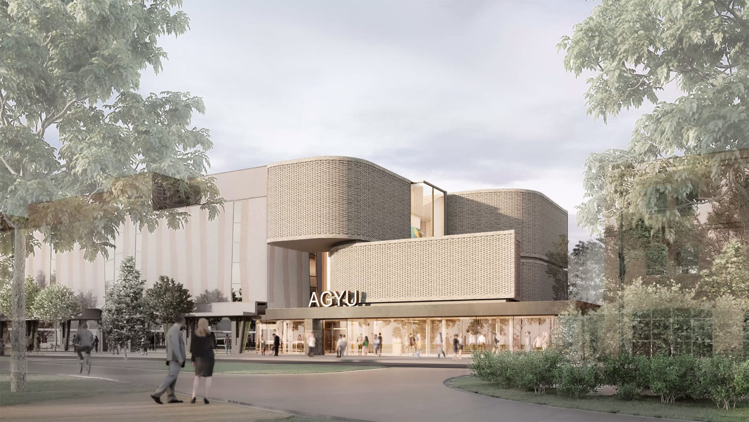 York University Art Gallery, Toronto, designed by Hariri Pontarini Architects.