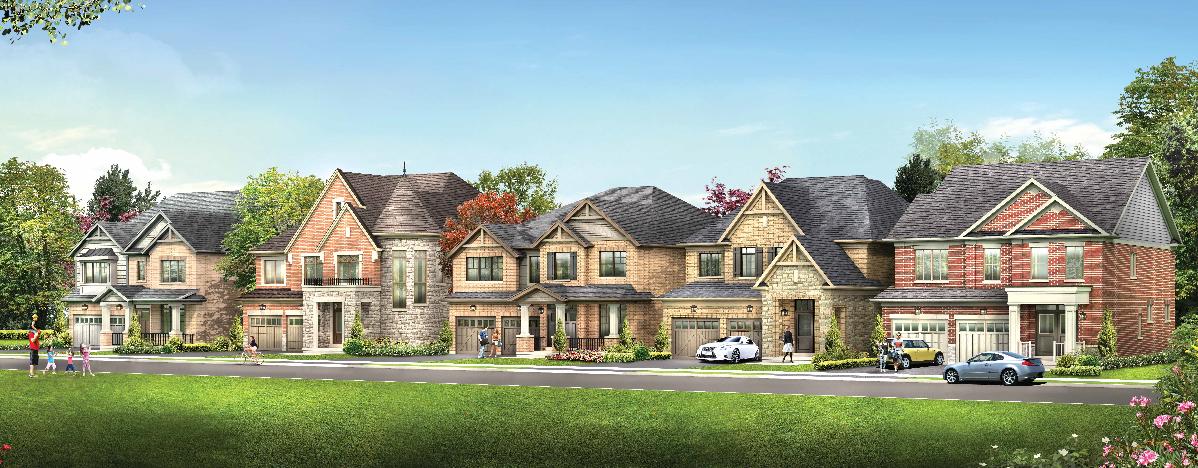 Ivy Ridge, Minto Communities GTA, RN Design, Whitby