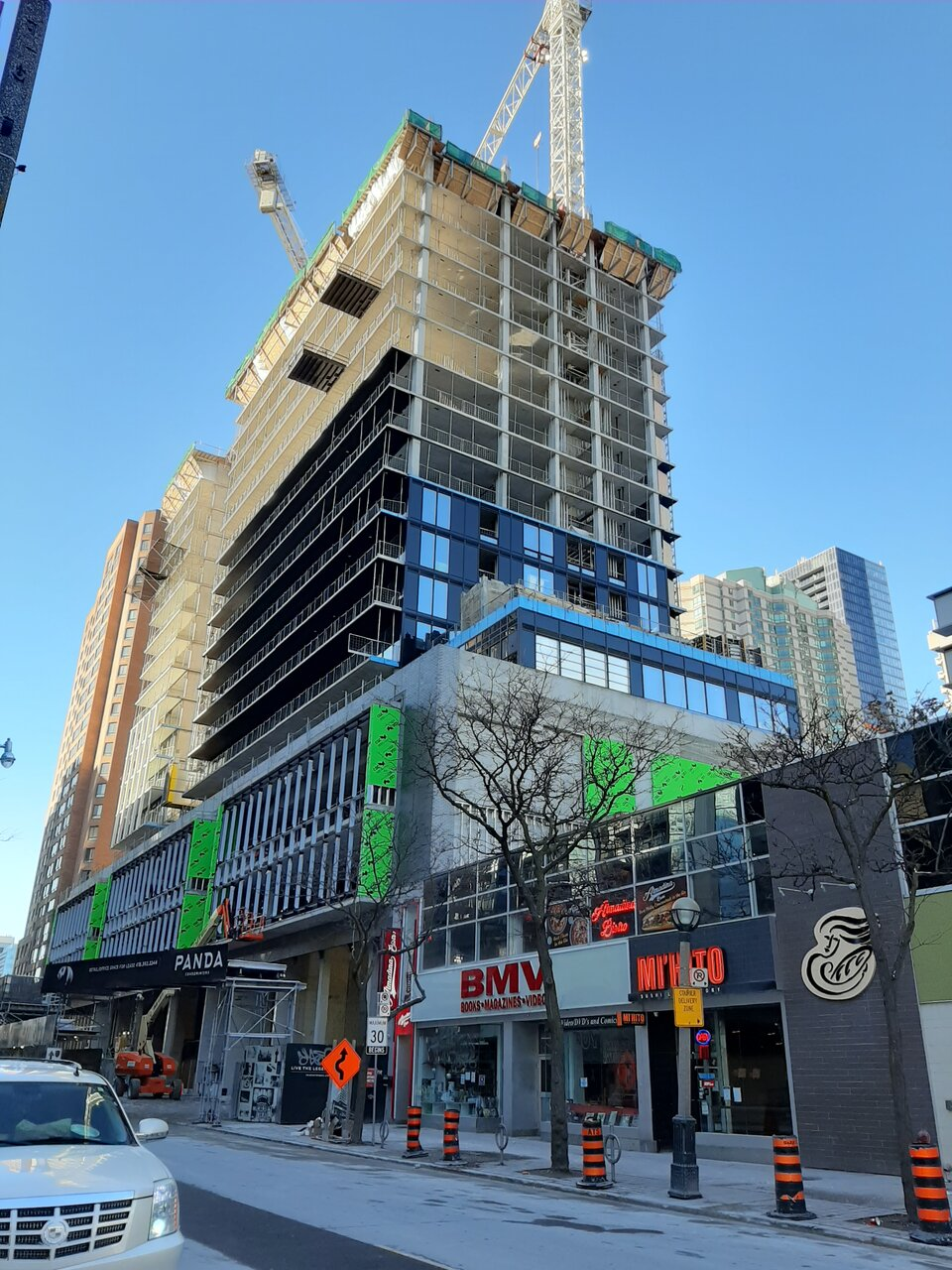 Panda Condominiums, Lifetime Developments, Turner Fleischer Architects, Toronto