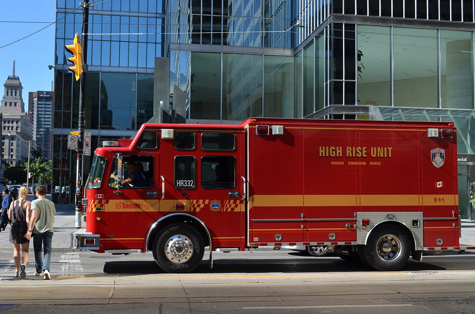 Fire code compliance, Toronto, LRI Compliance Connect