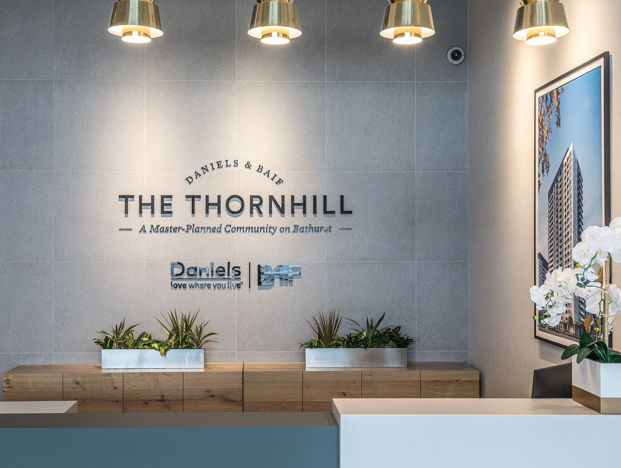 The Thornhill, The Daniels Corporation, Baif, Kirkor