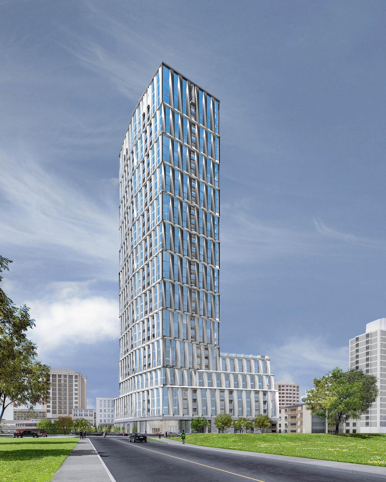 185 Balliol Street, SmartCentres REIT, Greenwin, Diamond Schmitt Architects, Toronto