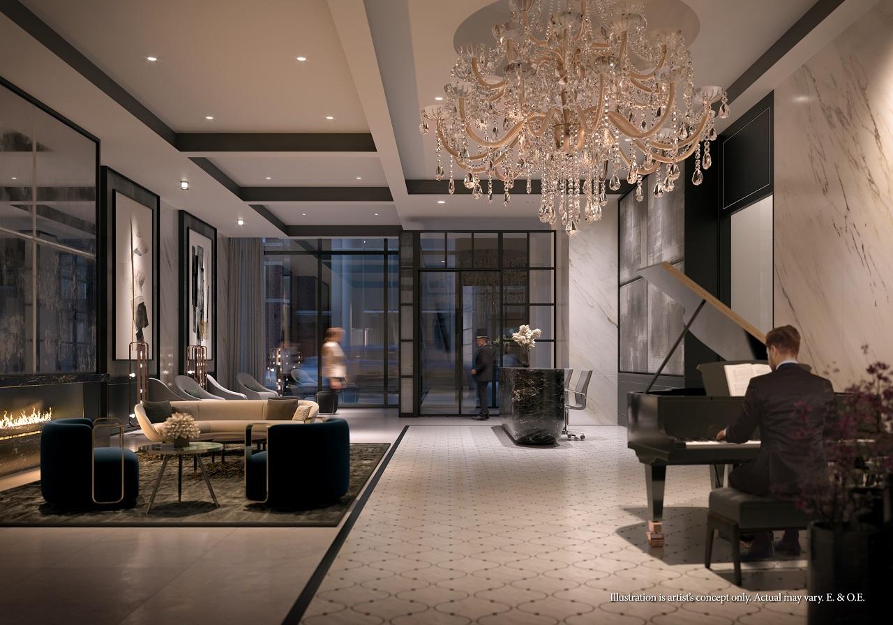 8 Wellesley | Residences at Yonge, CentreCourt, Bazis, IBI Group, Figure3, Toronto