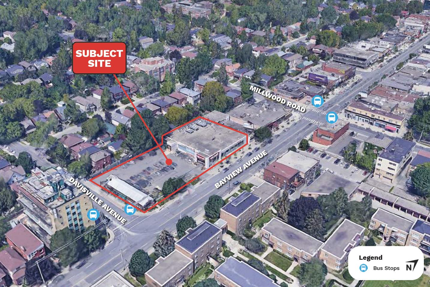 1500 Bayview Avenue, Toronto, designed by BDP Quadrangle for Medallion Corporation