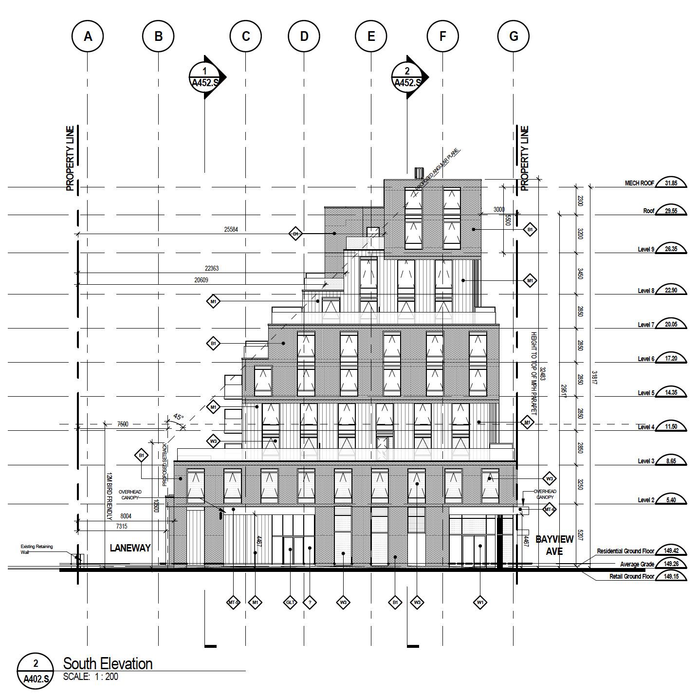 1500 Bayview Avenue, Toronto, designed by BDP Quadrangle for Medallion Corporation.