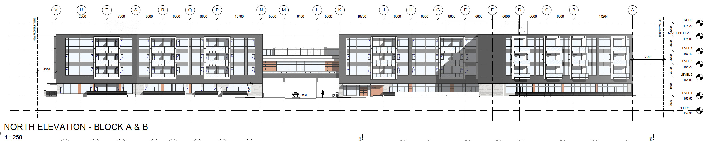 672 Birchmount Rd, Toronto, designed by KFA Architects + Planners Inc. for Insoho Developments