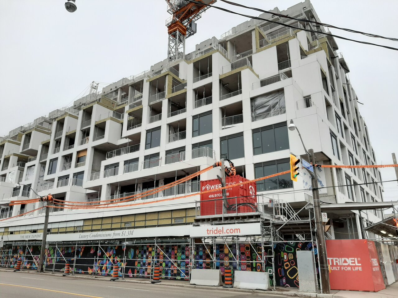 Bianca Condos, Tridel, Teeple Architects, Toronto