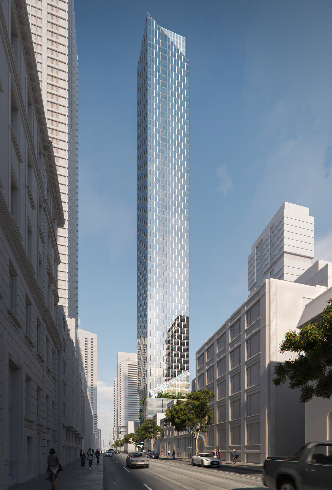 240 Adelaide Street West, Freed Developments, AS + GG Architecture, Toronto