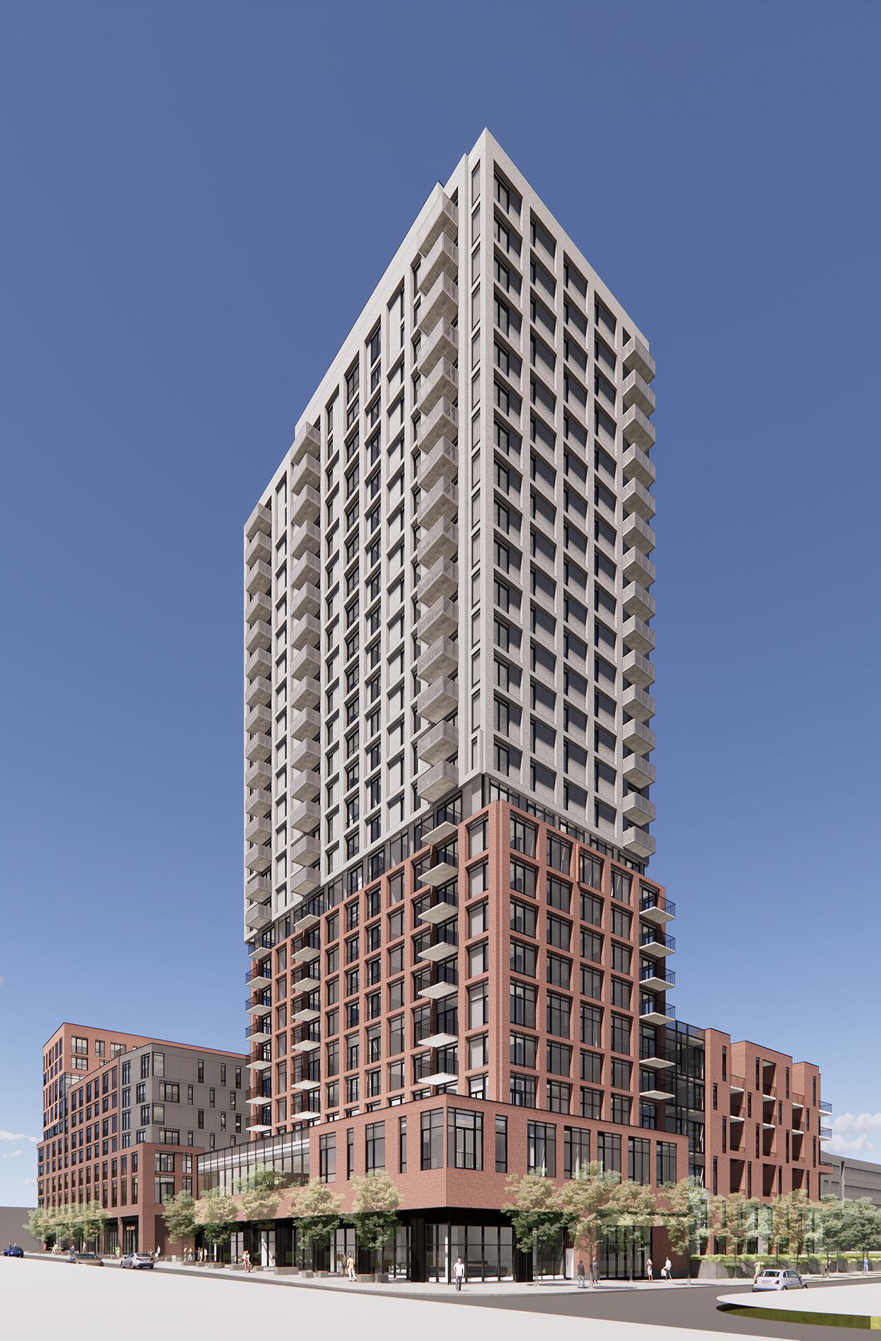 Regent Park: Block 1, superkül, The Daniels Corporation, Toronto