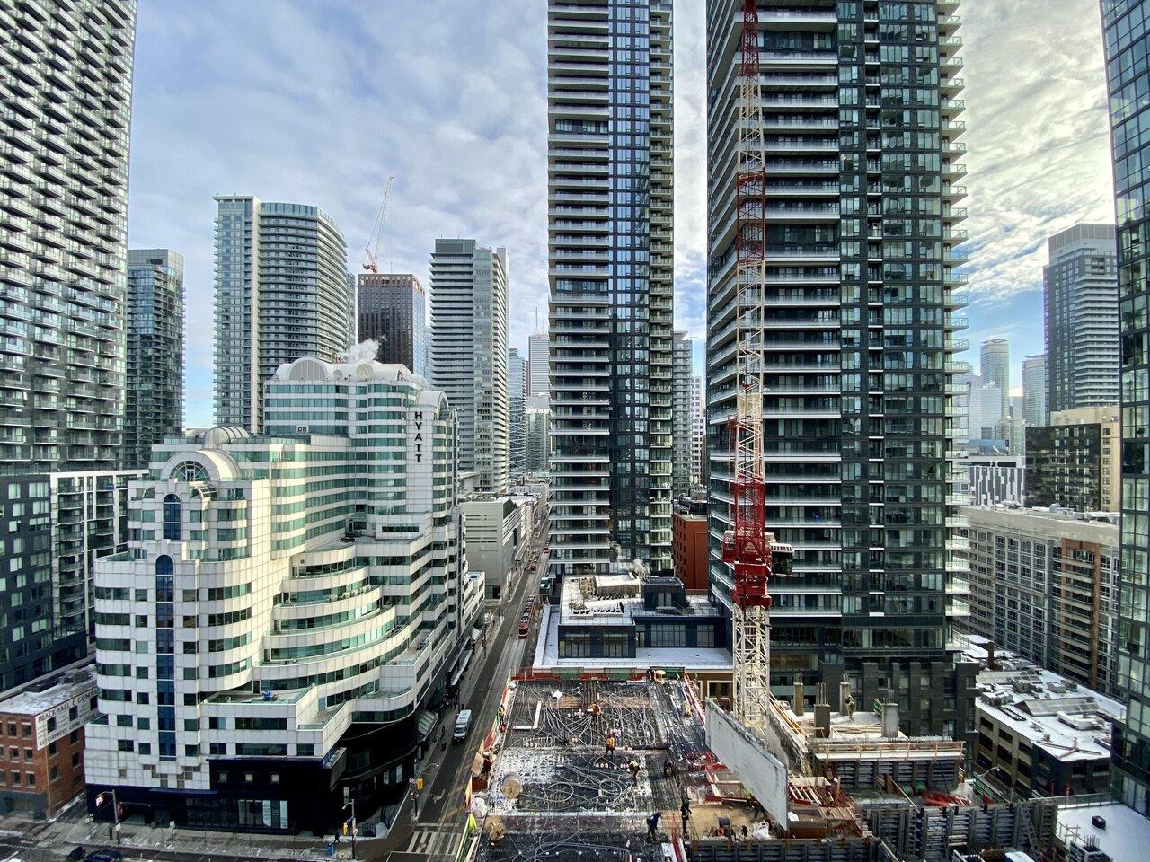 Daily Photo, Toronto, Entertainment District, 357 King West