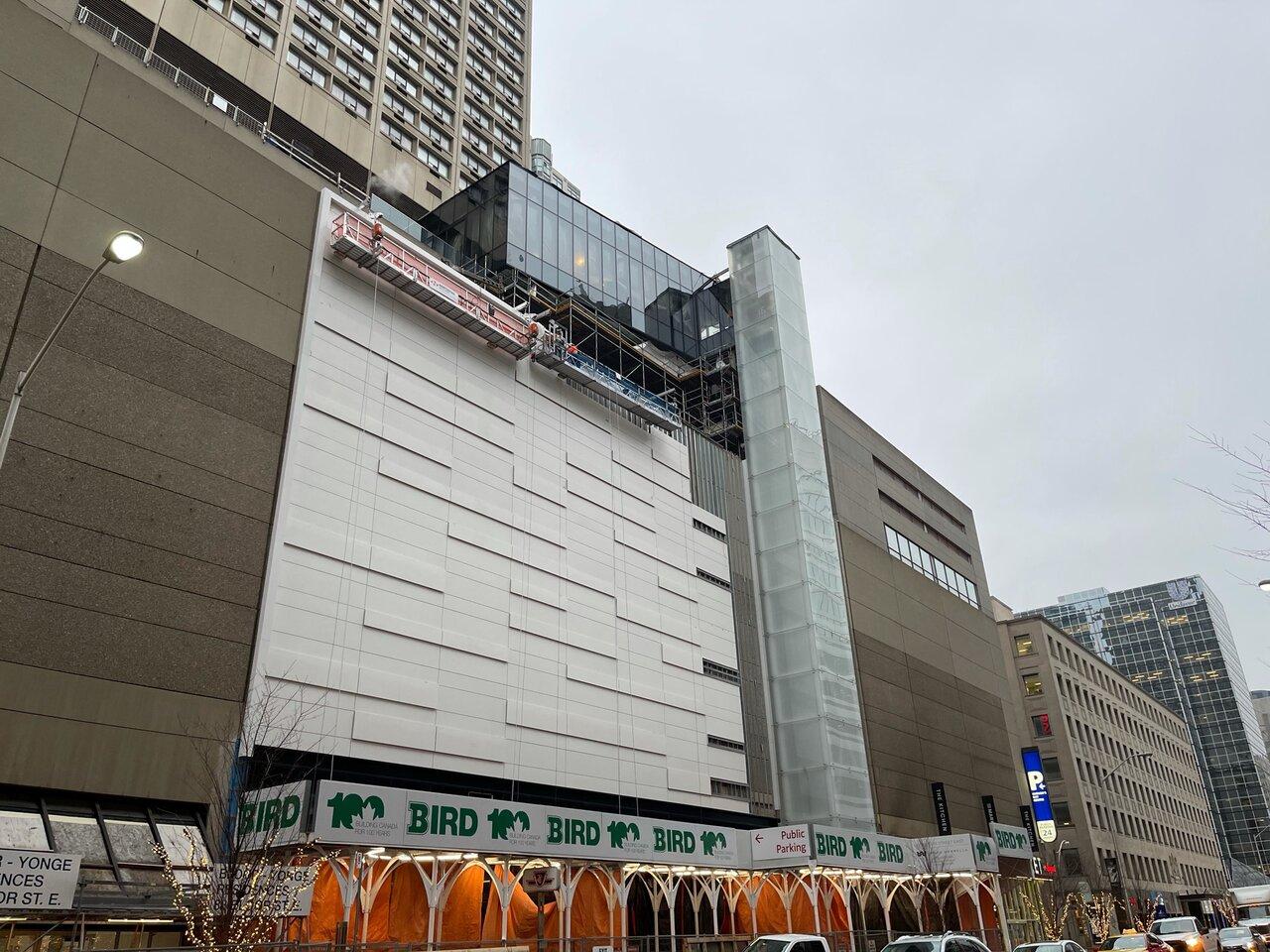 W Hotel, Toronto, Larco, architectsAlliance, Marriott