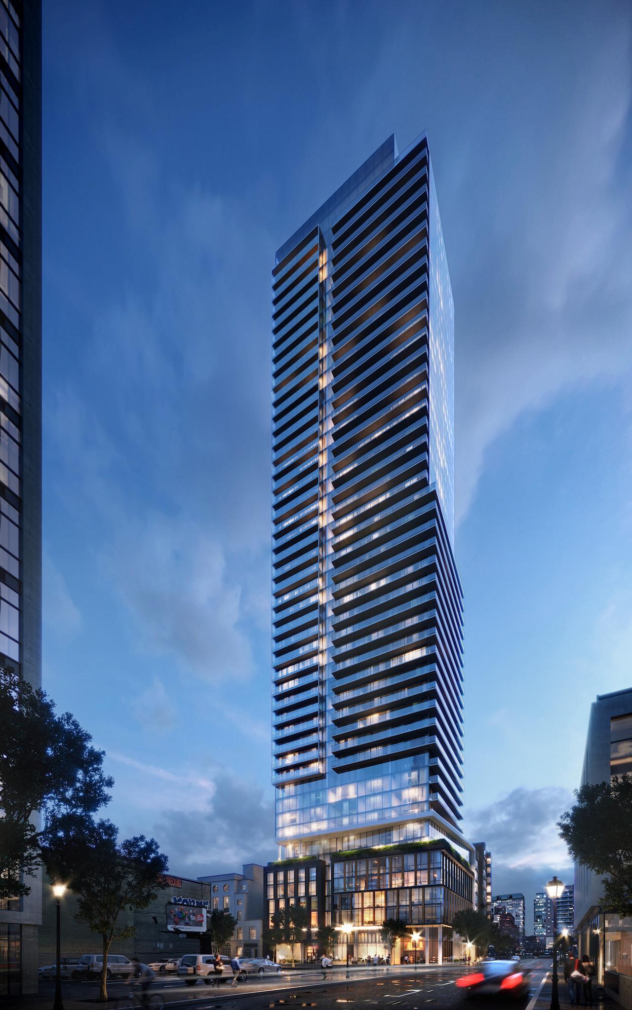 The Saint, Minto Communities GTA, Wallman Architects, Toronto