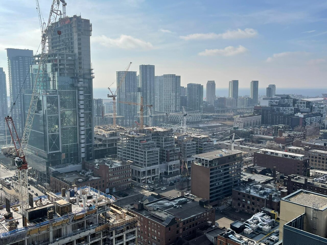The Well, Tridel, RioCan, Allied, architectsAlliance, Wallman, BDP, Toronto