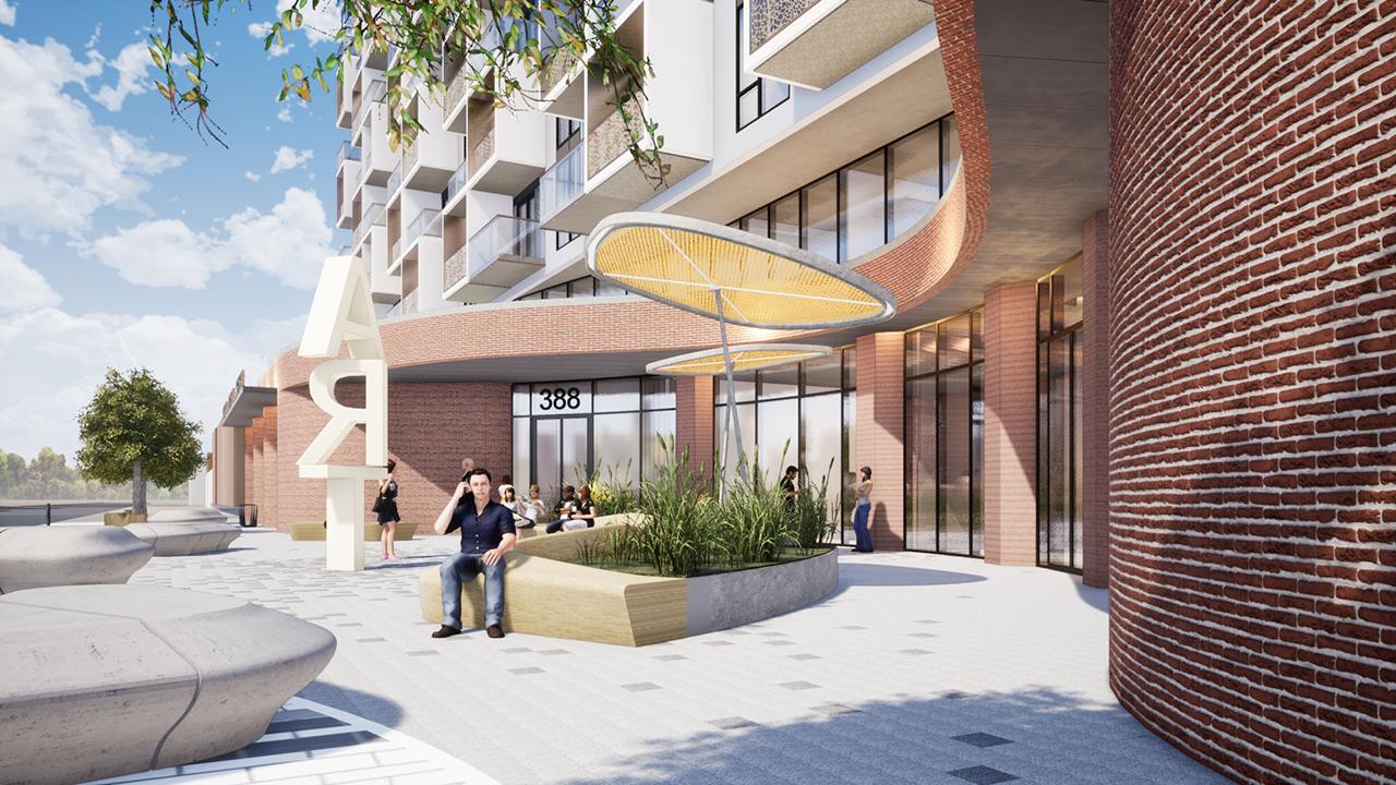 The Annex, 374 Dupont, Plaza, BDP Quadrangle, Toronto