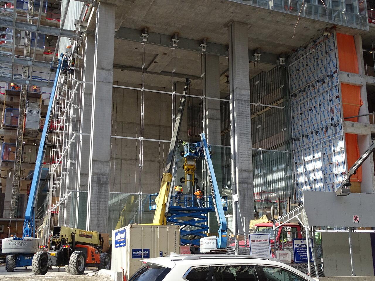 Ontario Court of Justice, Toronto, Renzo Piano, Infrastructure Ontario, EliisDon