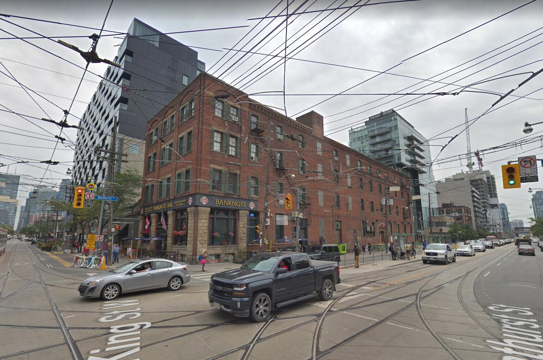 663 King Street West, Toronto