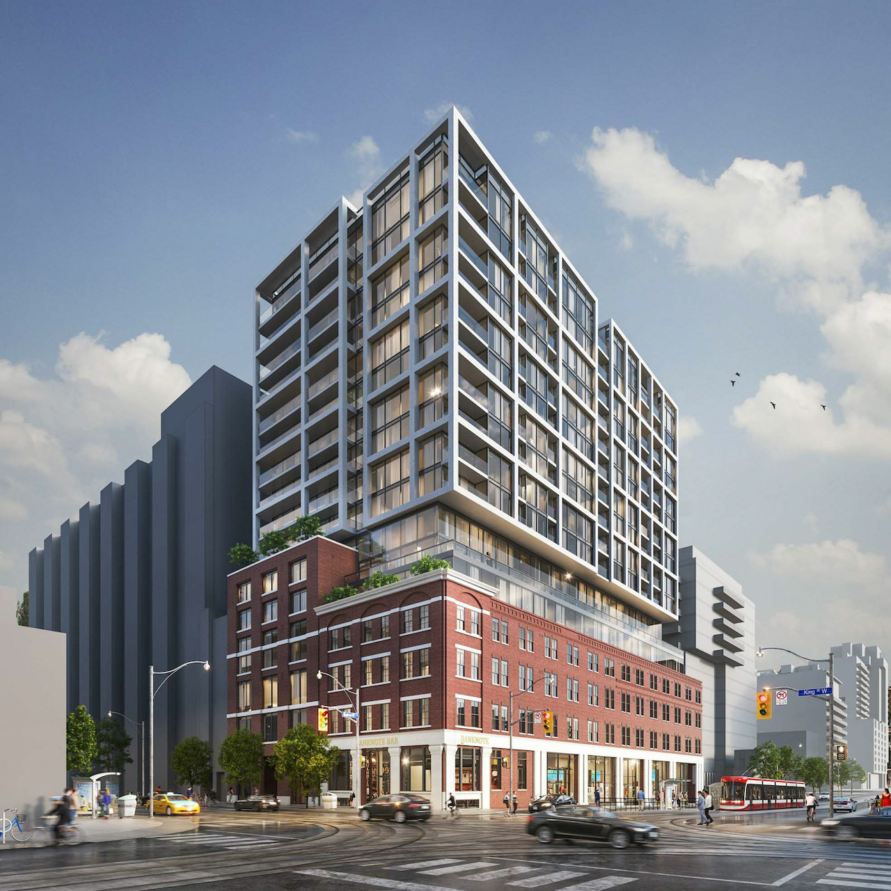 663 King Street West, Toronto, Timbercreek Communities and Trinity Development Inc