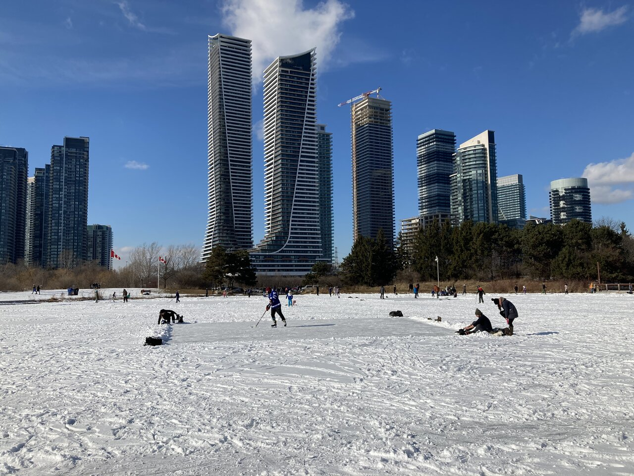 Daily Photo, Toronto, Humber Bay Park, Vita on the Lake