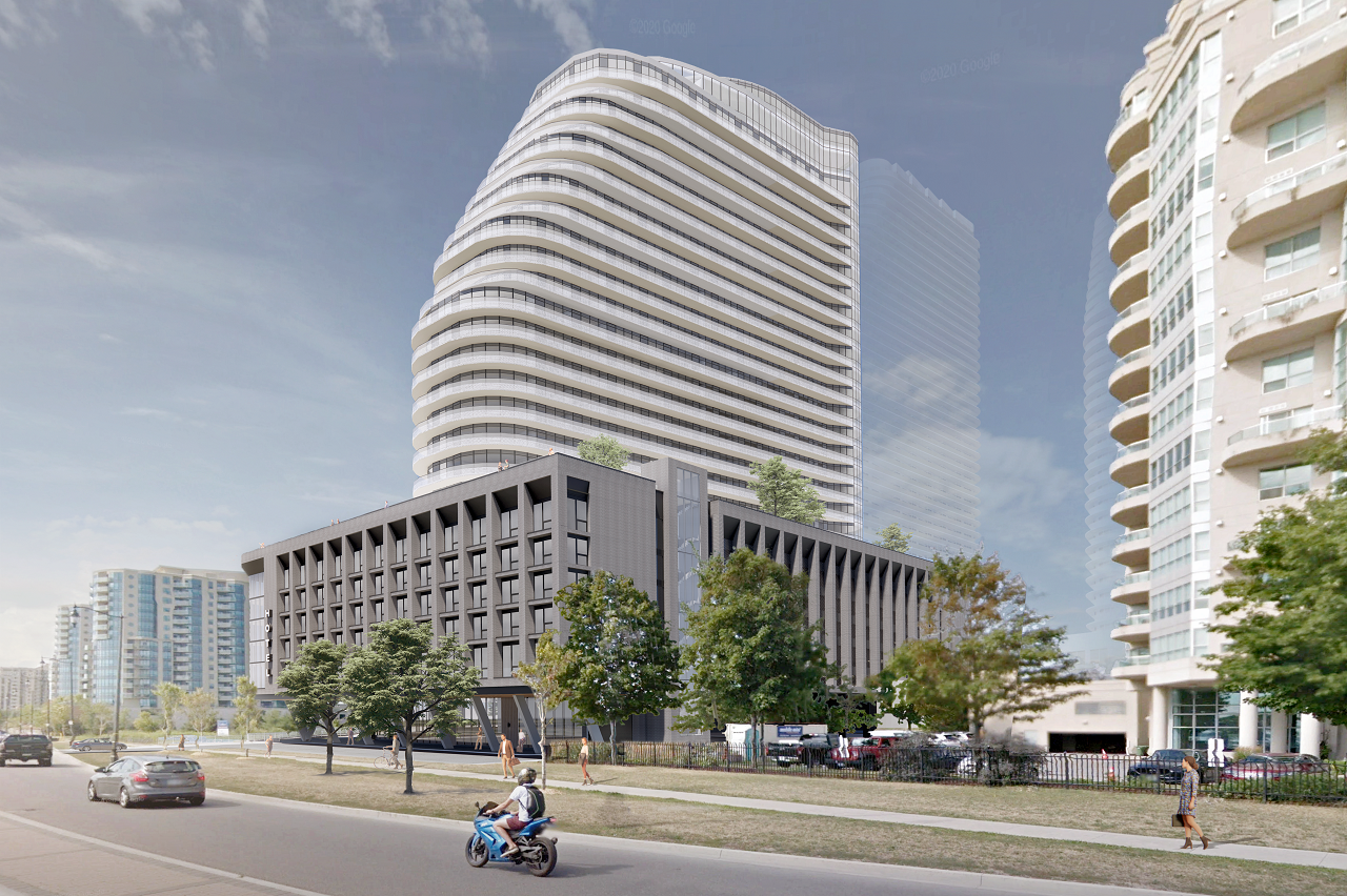 SmartCentres REIT, Barrie Lakeshore Developments, Greenwin, Turner Fleischer Architects