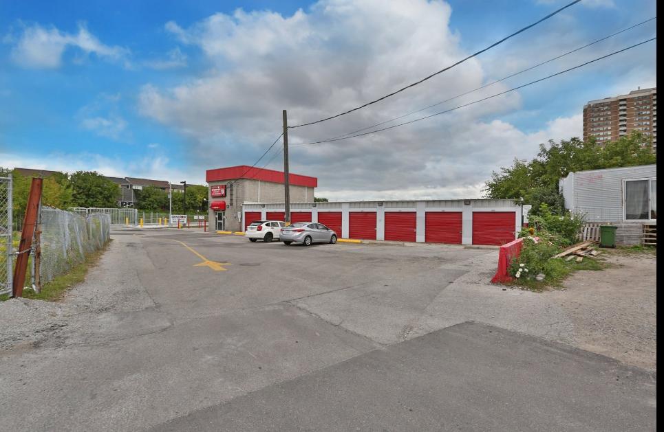 Current Site, 6 Dawes Avenue, City of Toronto