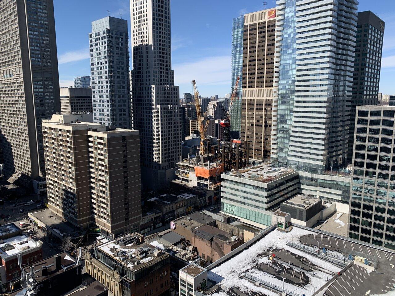 Daily Photo, Toronto, skyline, Bloor-Yorkville