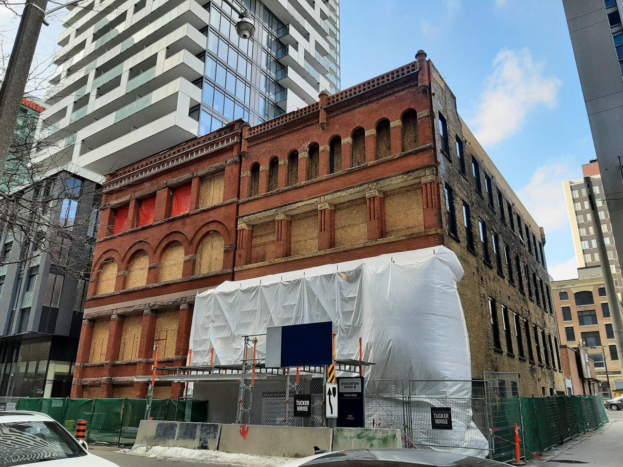 Yonge & Rich Condominiums, Great Gulf, architectsAlliance, Graziani + Corazza, Toronto