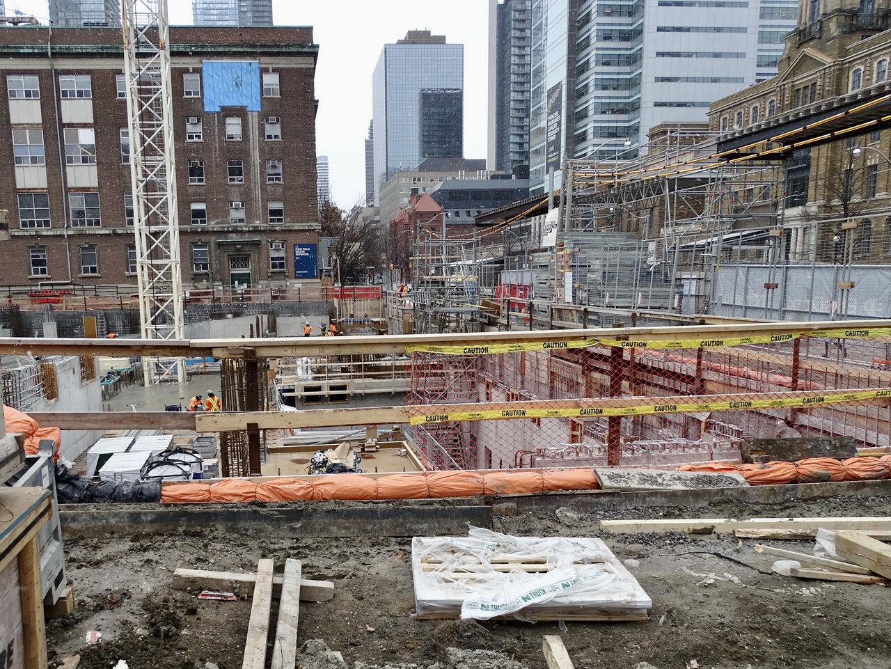 Schwartz Reisman Innovation Centre, University of Toronto, Weiss/Manfredi Architects, Teeple