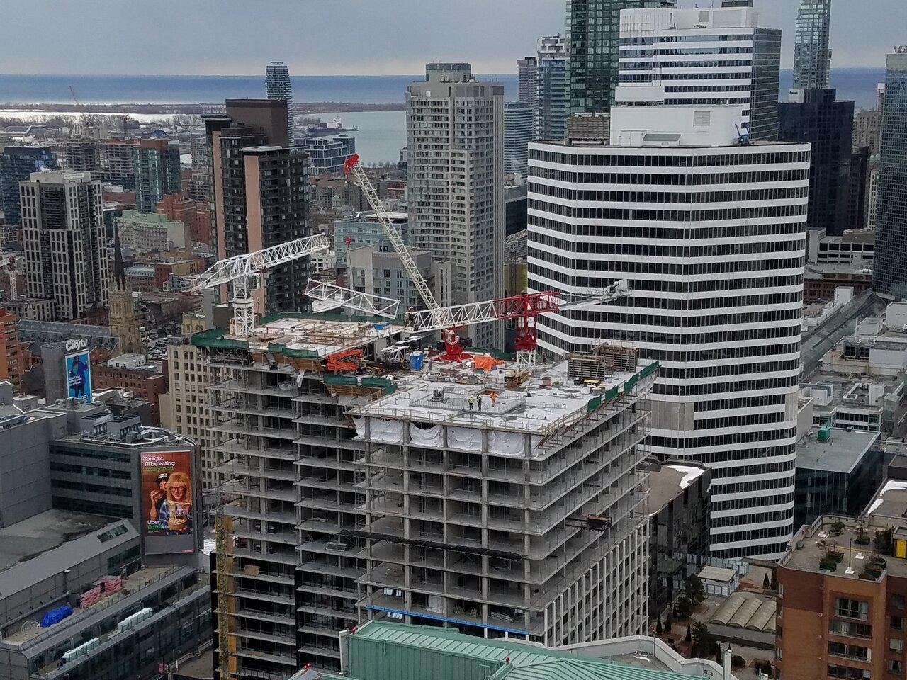 Daily Photo, Toronto, skyline, Downtown, Panda Condos