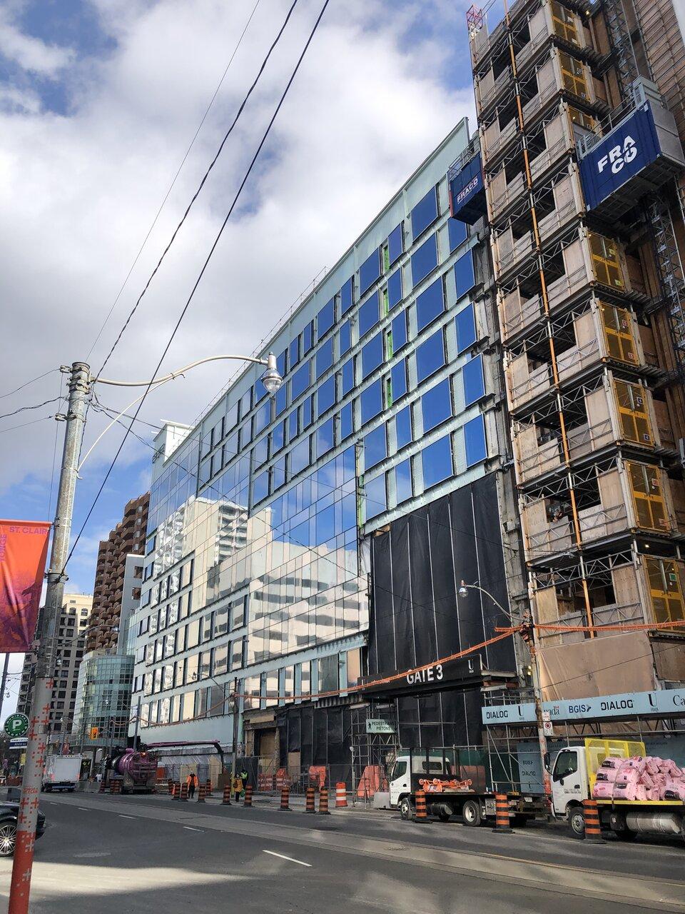 Arthur Meighen Building, DIALOG, Urbacon, Toronto