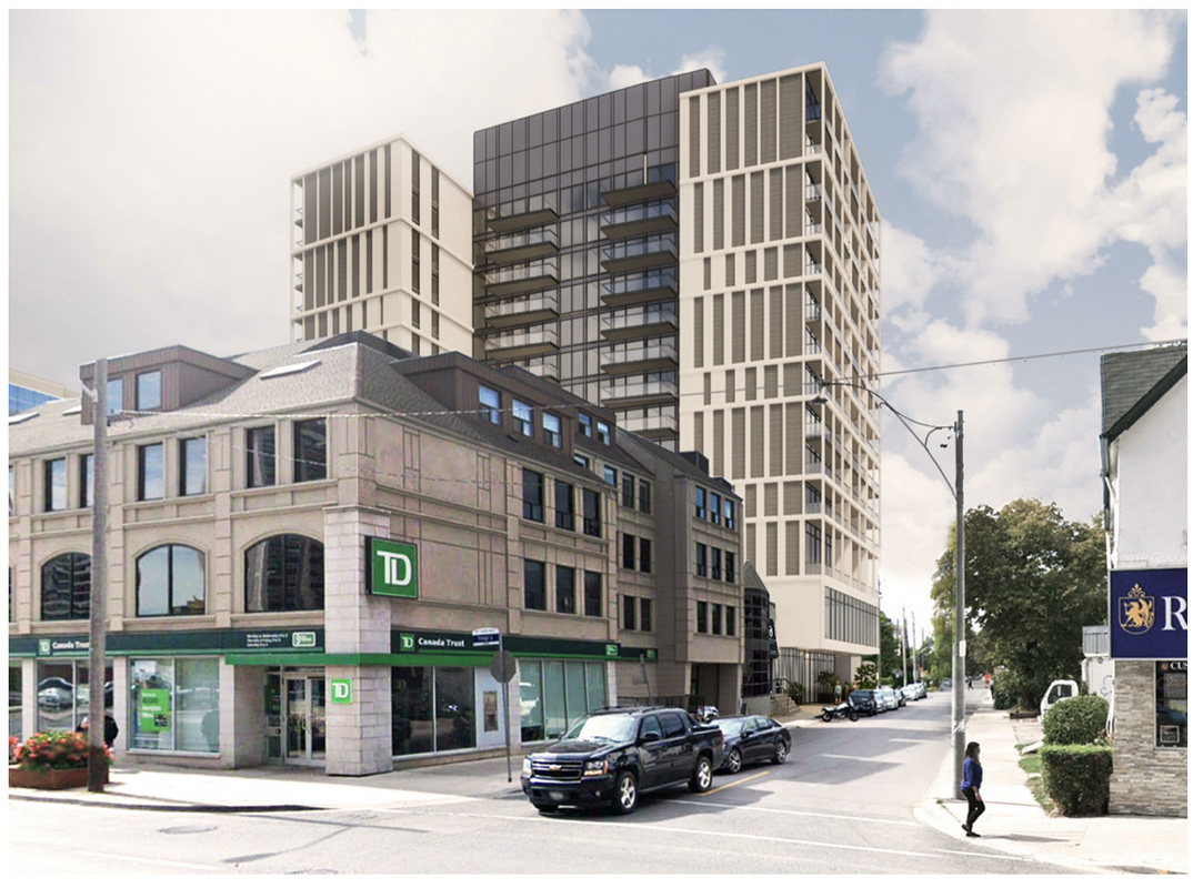 25 Imperial Street, Toronto, designed by BDP Quadrangle for Plaza and Dream
