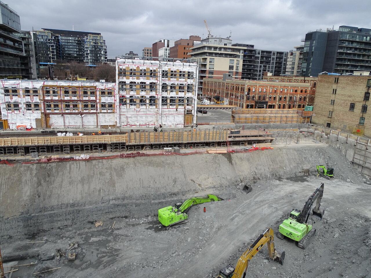 KING Toronto, Westbank Corp, Allied Properties REIT, Bjarke Ingels Group
