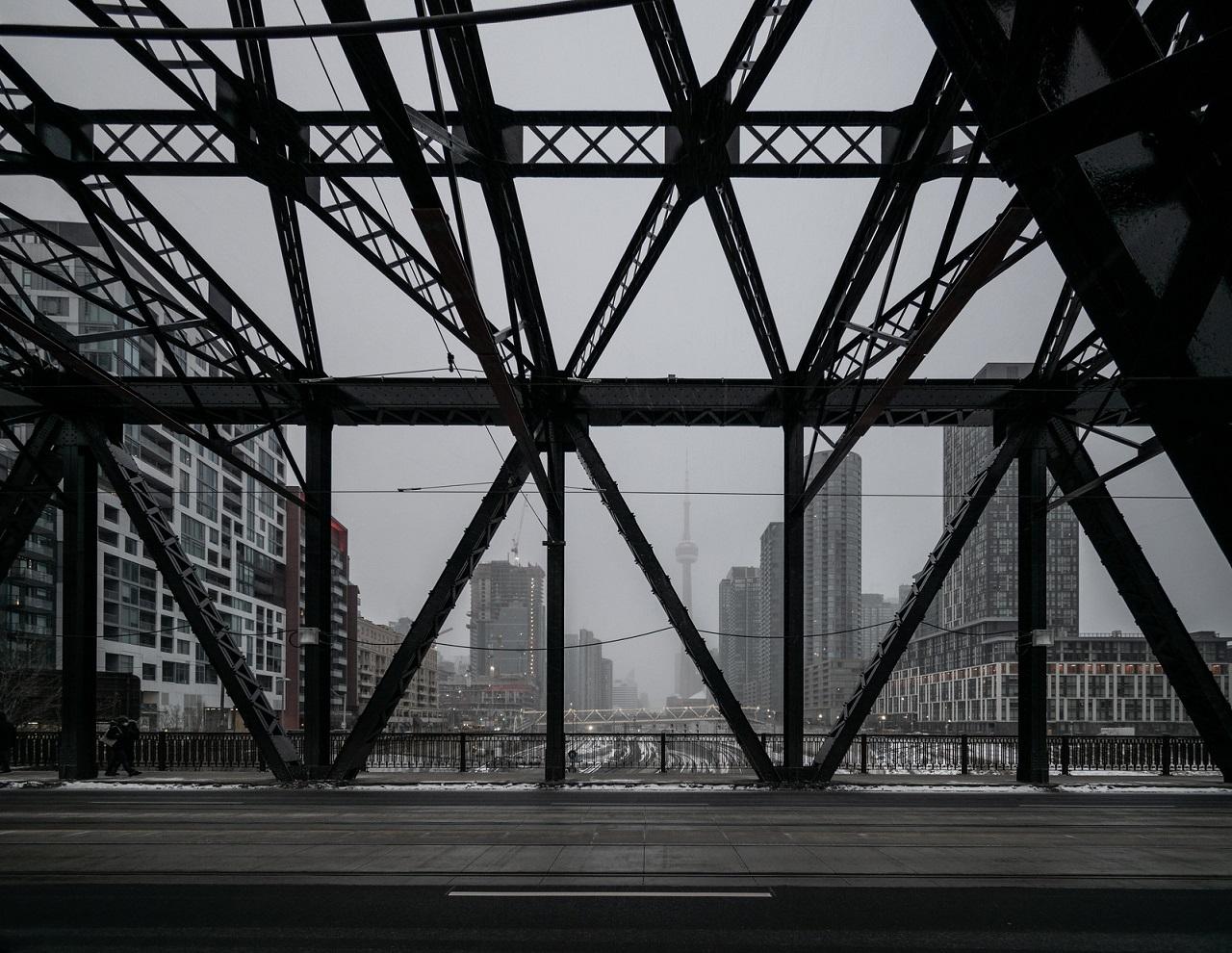 Daily Photo, Toronto, skyline, Downtown, Bathurst Bridge