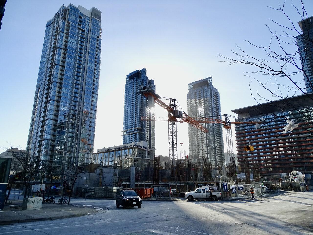Concord Canada House, CityPlace, IBI Group, Toronto