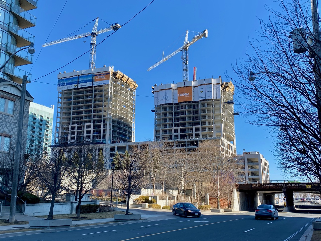 Mirabella Condominiums, Diamante, Scott Shields Architect, Toronto