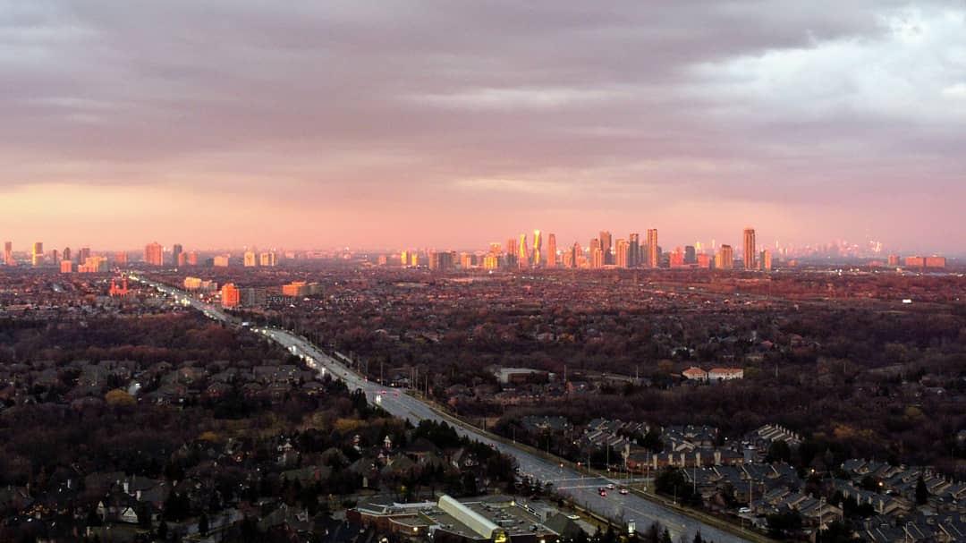 Daily Photo, Mississauga, skyline, Downtown