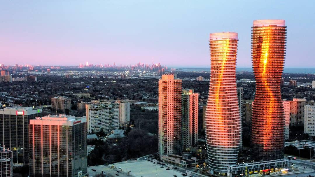 Daily Photo, Toronto, Mississauga, skyline, Downtown
