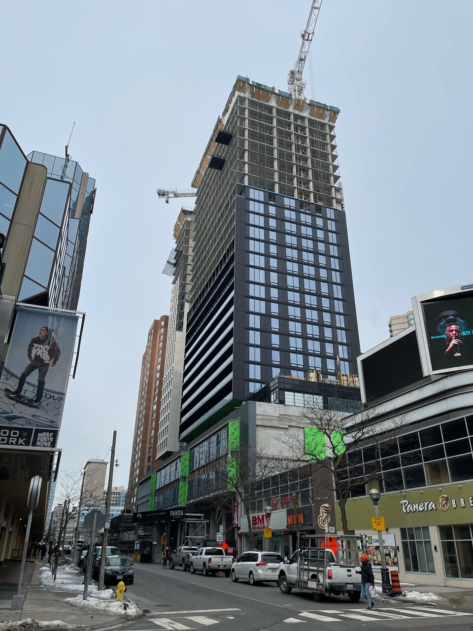 Panda Condominiums, Lifetime Developments, Turner Fleischer Architects, Toronto