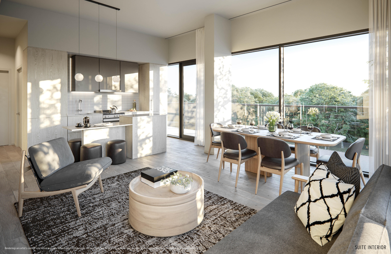 Perch Condominiums, Firmland Developments Corp., Core Architects, Cecconi Simone, Toronto