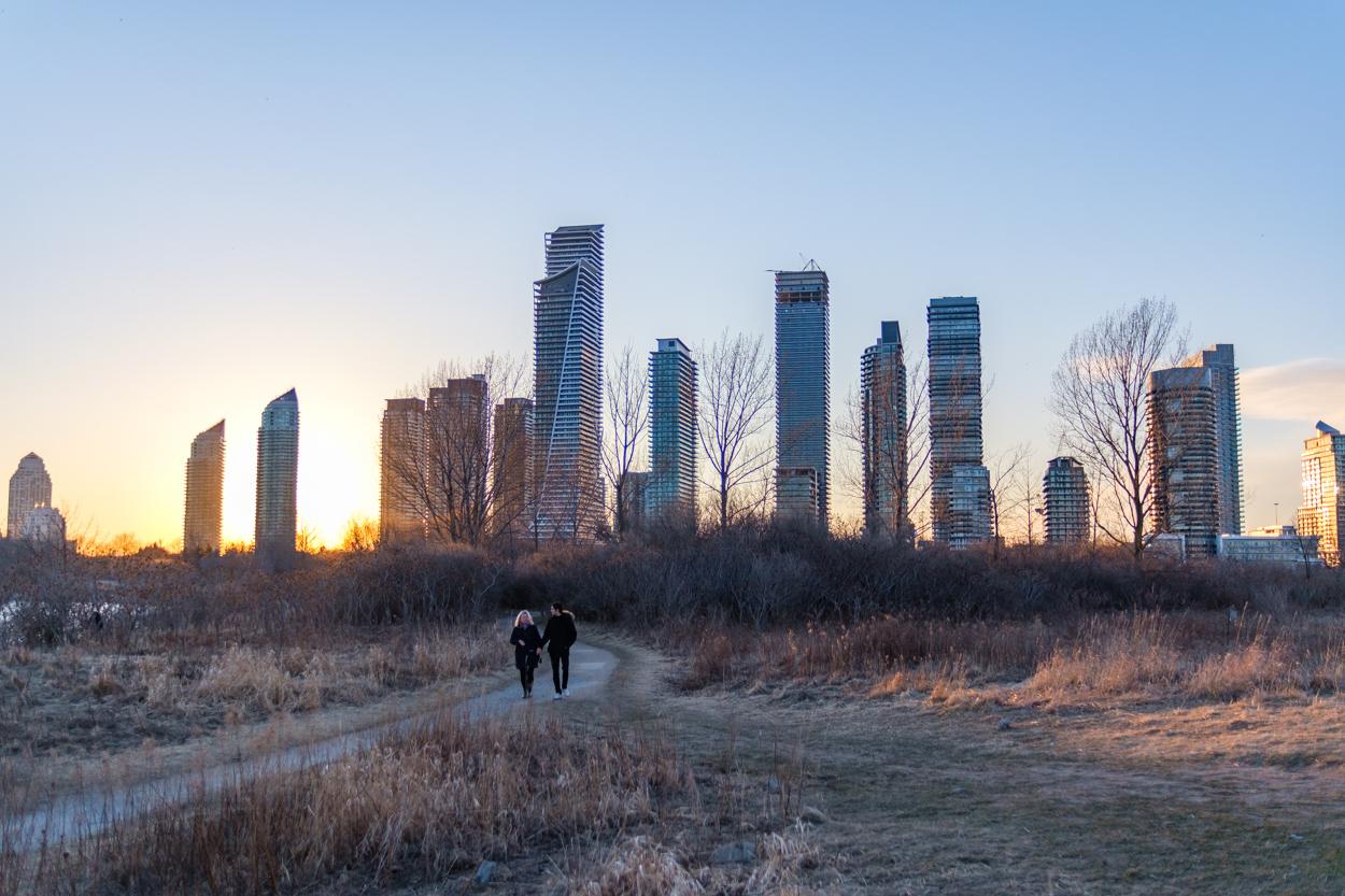 Daily Photo, Toronto, skyline, Humber Bay Shores