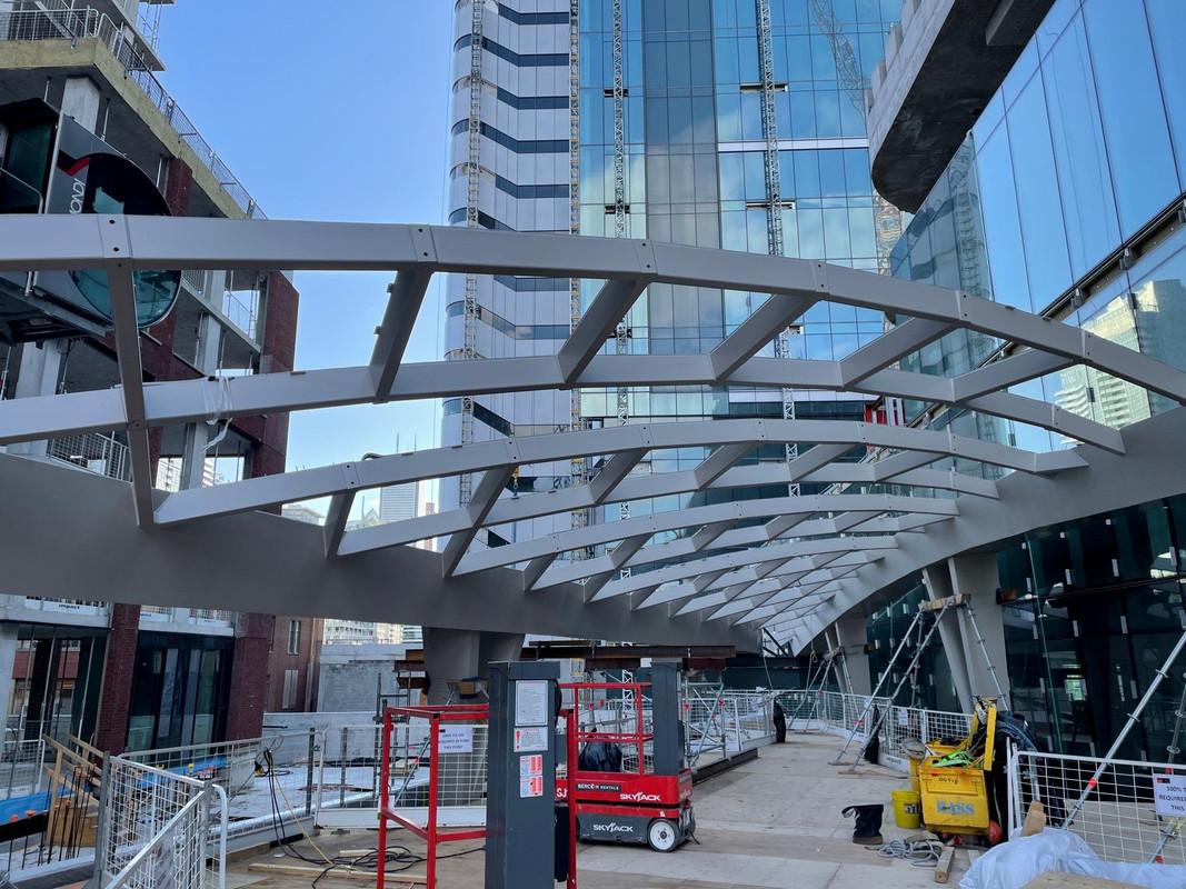 The Well, Tridel, Allied, RioCan, Wallman, architectsAlliance, BDP, Toronto