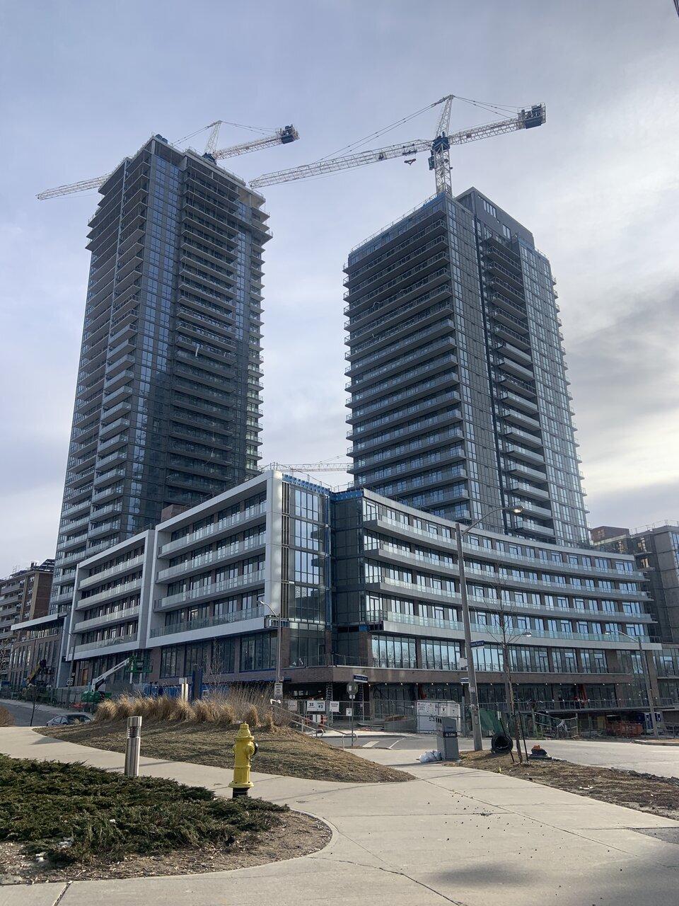 Emerald City, ELAD Canada, WZMH Architects, Toronto