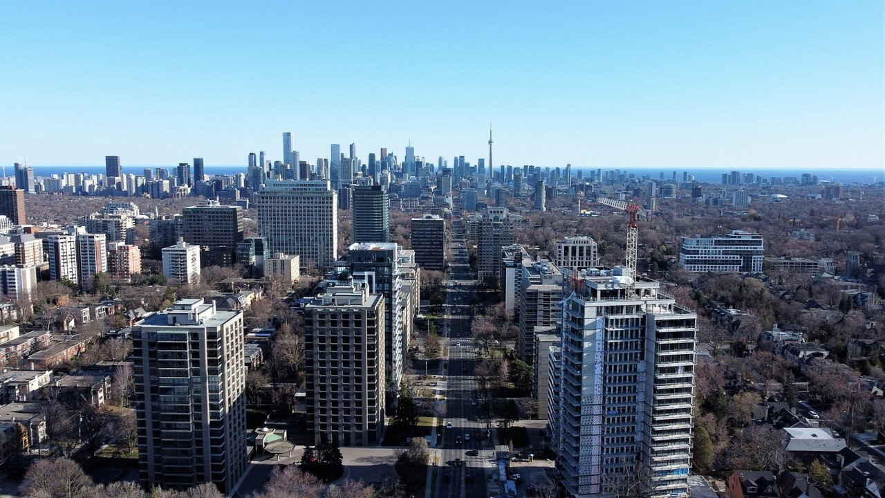Daily Photo, Toronto, skyline, Downtown